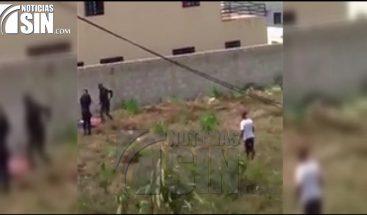 La brutalidad de agentes penitenciarios queda al descubierto