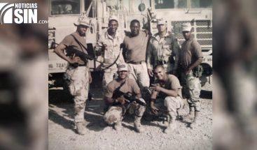 Veteranos dominicanos están con las manos vacías desde guerra en Irak