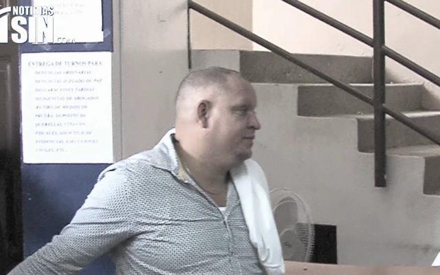 Oscar Eduardo Andújar Banks señalado como el líder de una banda criminal