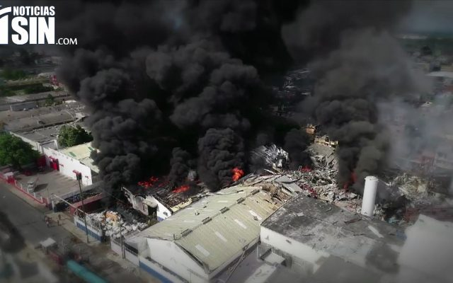 Explosión en fábrica de plásticos Polyplas provoca luto, pánico y dudas