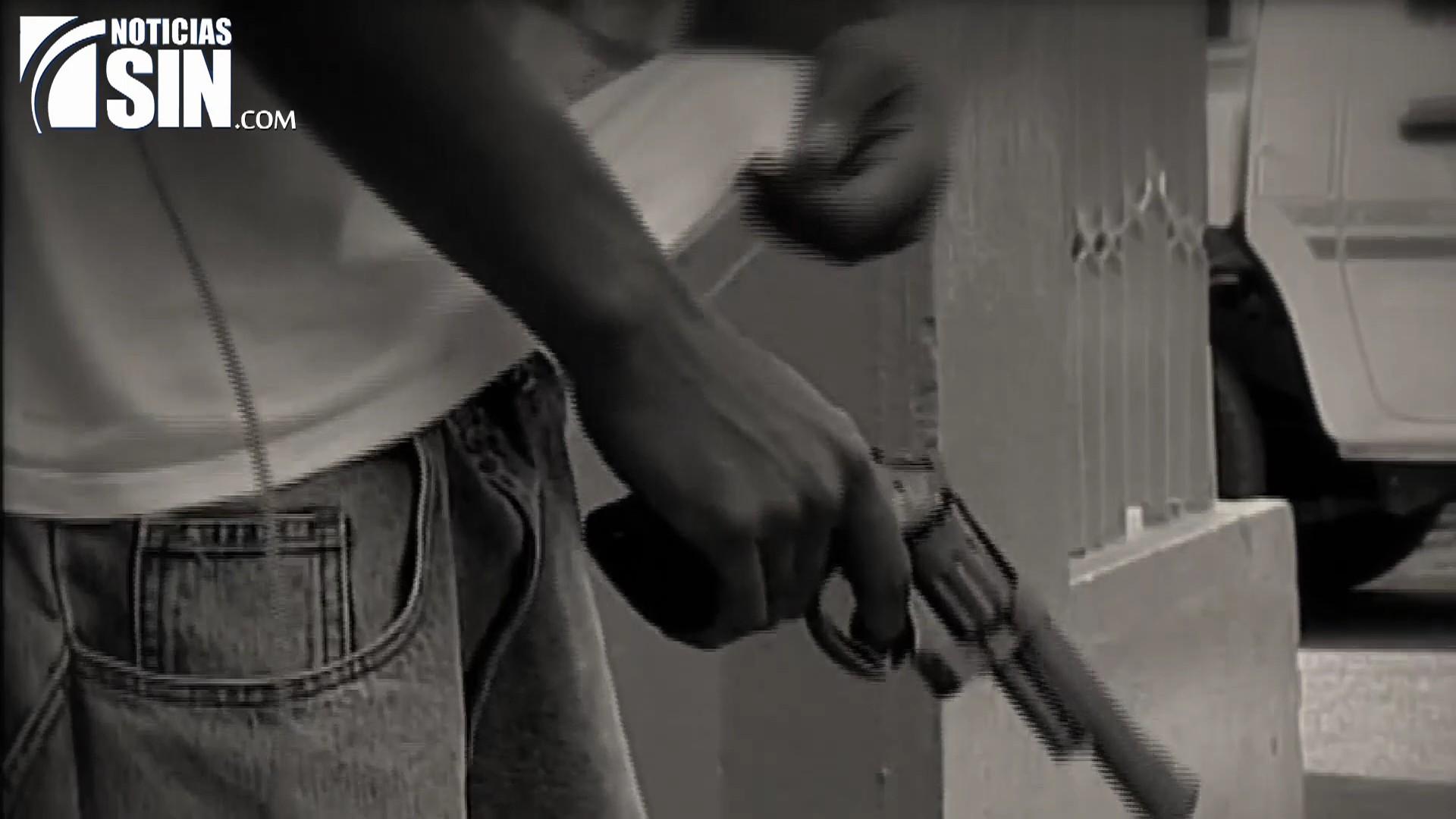 Pandilleros, reclutas del crimen