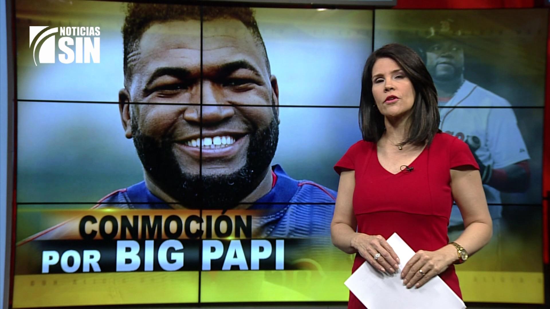Big Papi: uno de los peloteros más querido del mundo, más allá del béisbol