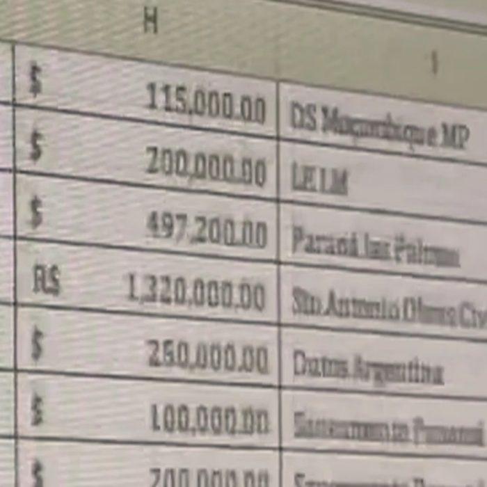 Filtración revela US$39.5 millones en pagos asociados a Punta Catalina