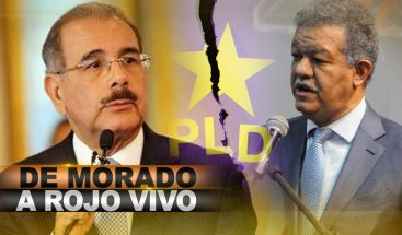 PLD al rojo vivo con la salida de Fernández y respuesta de Medina