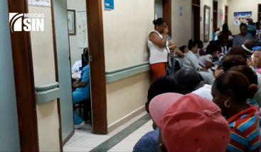 Sobredemanda y deterioro afectan el Hospital Marcelino Vélez