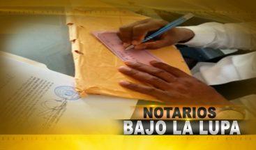 Fraudes notariales en documentos que se usan para casos judiciales