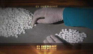 Seis personas detenidas entre ellos militares, vinculados al tráfico de anfetaminas y éxtasis