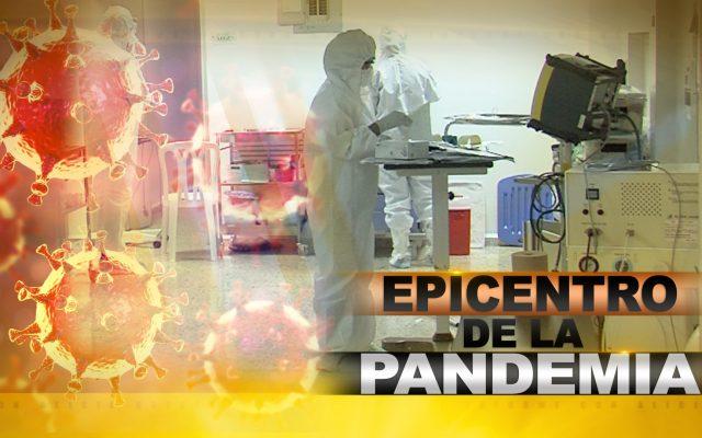 San Francisco de Macorís, el epicentro de la pandemia en RD