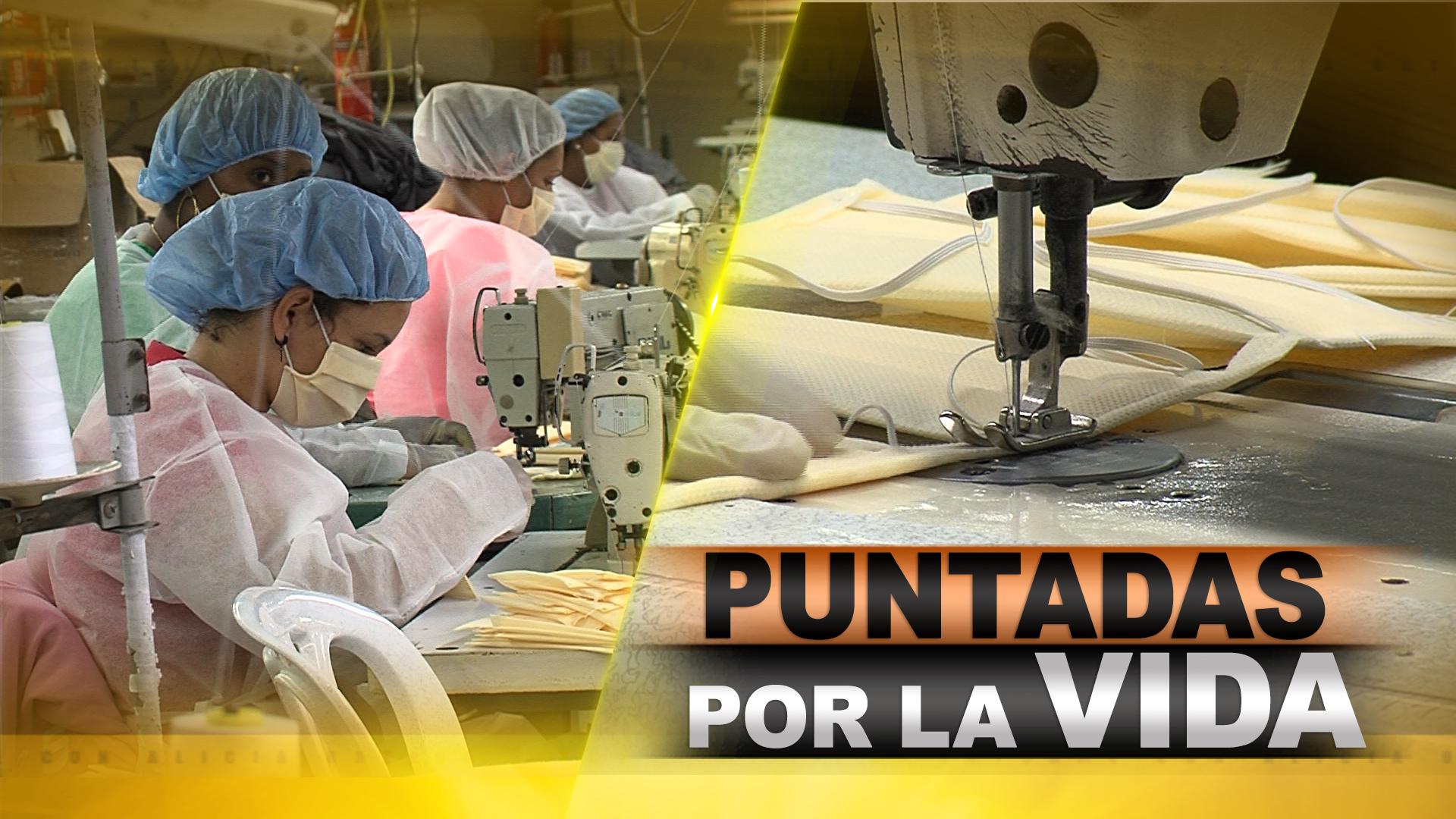 Industria militar elabora utensilios para combatir coronavirus