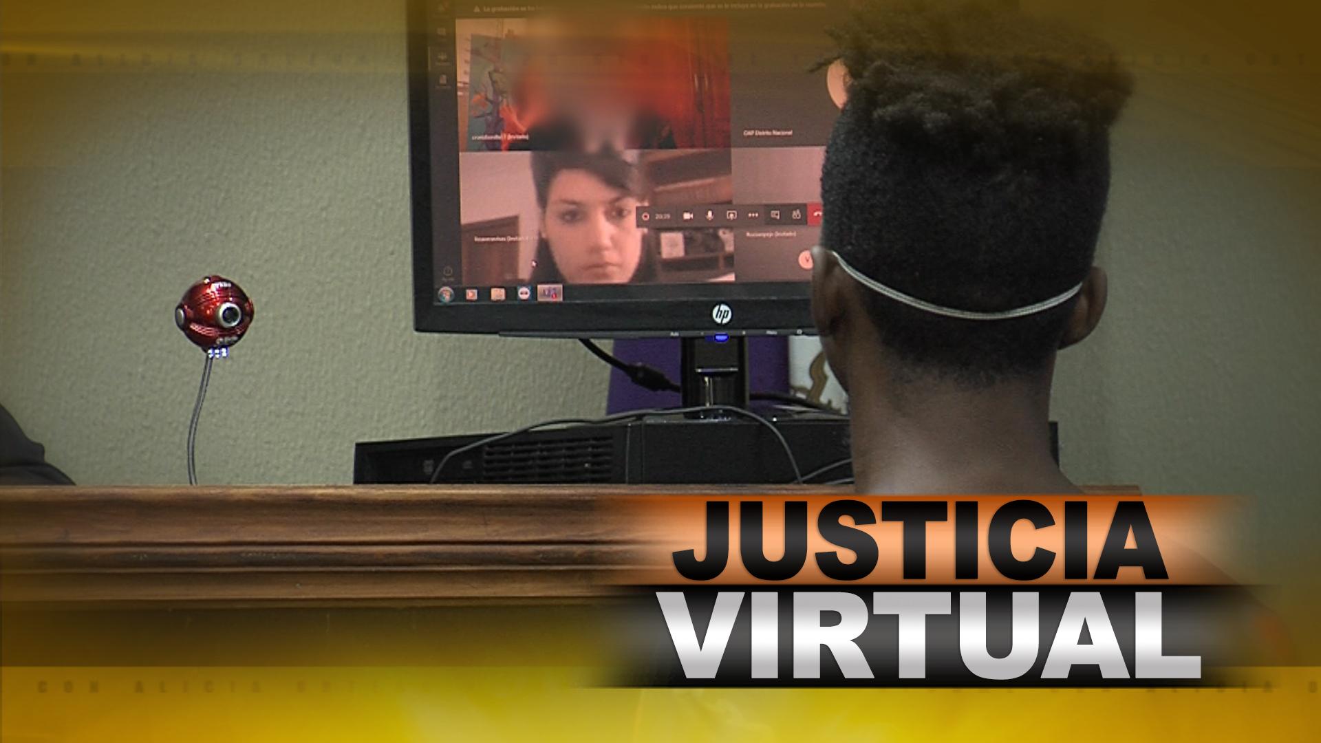 Justicia virtual ante pandemia del coronavirus