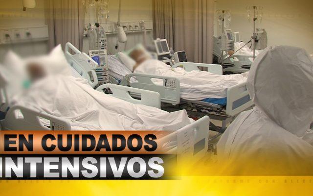El drama del COVID-19 en cuidados intensivos