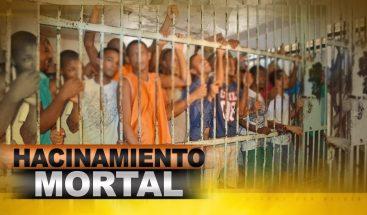 Penitenciaría La Victoria bajo fuego por el COVID-19