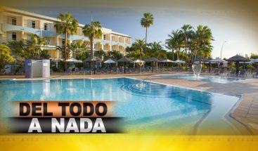 Desolación del Este, hoteles y playas vacías por coronavirus