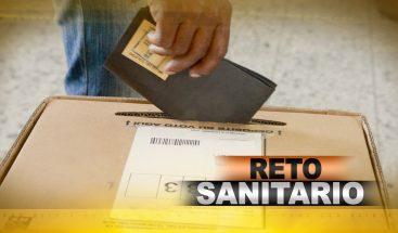 Primeras elecciones del país en medio de una pandemia
