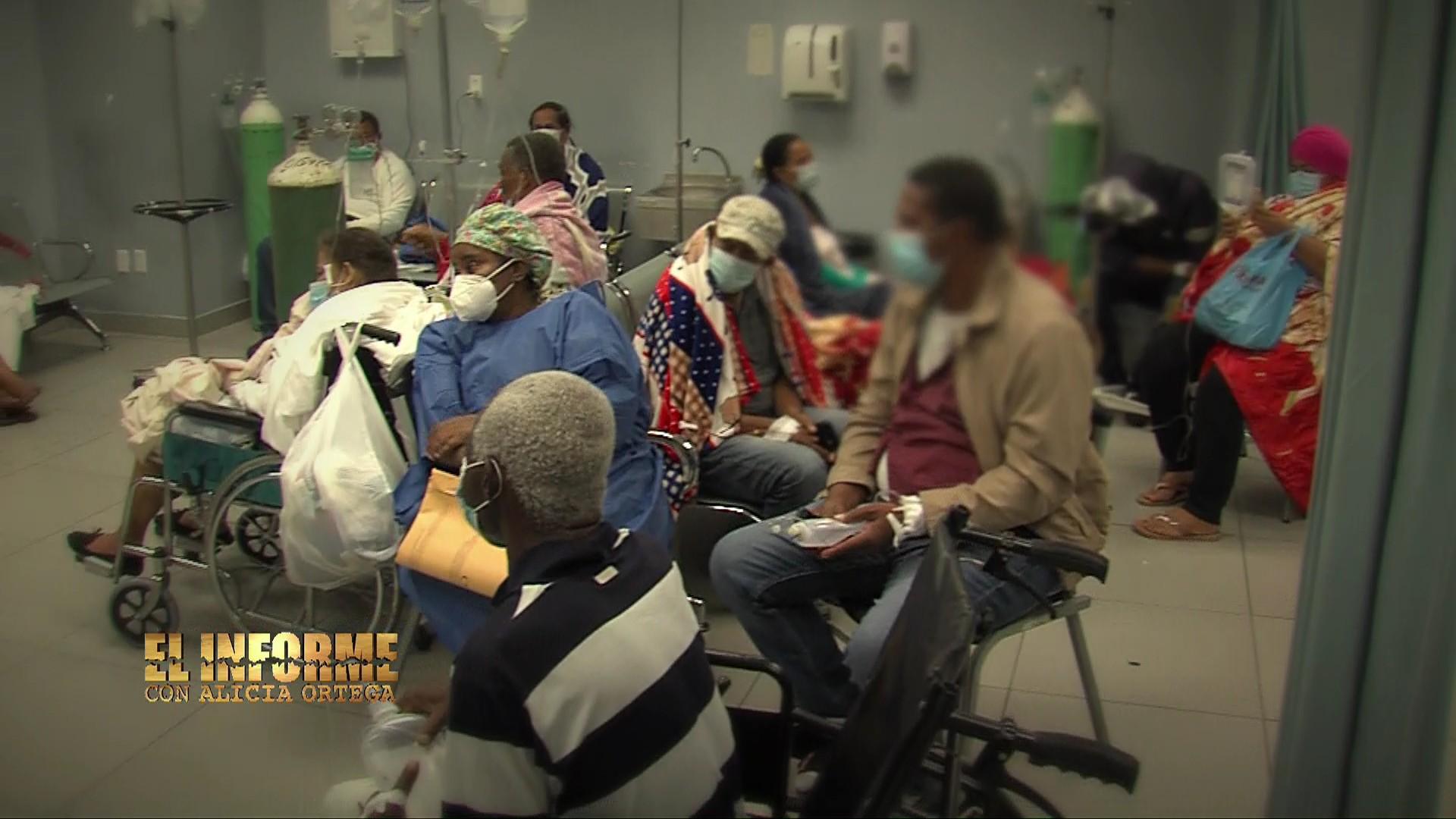 Colapso en el Gran Santo Domingo; hospitales alcanzan el 100% de ocupación