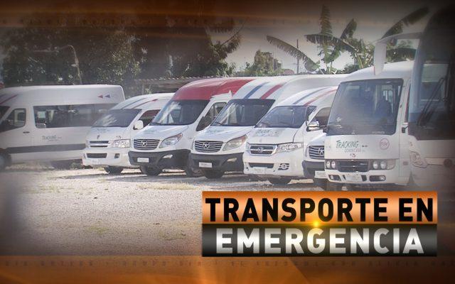 Transporte en emergencia