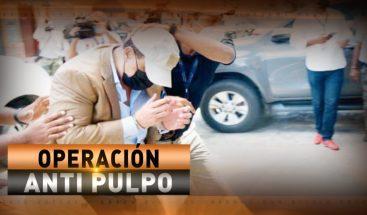 Operación Anti Pulpo
