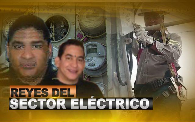 REYES DEL SECTOR ELÉCTRICO