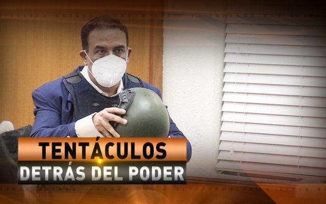 TENTÁCULOS DETRÁS DEL PODER