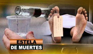ESTELA DE MUERTES