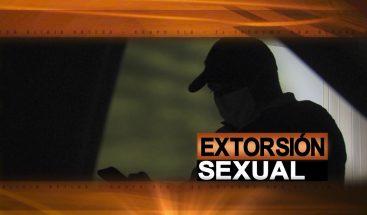EXTORSIÓN SEXUAL