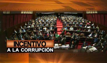 INCENTIVO A LA CORRUPCIÓN