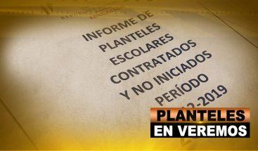 PLANTELES EN VEREMOS