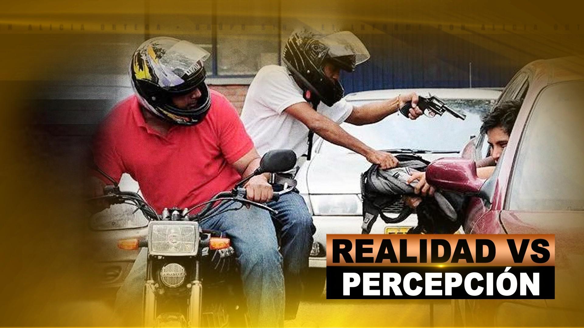 REALIDAD VS PERCEPCIÓN